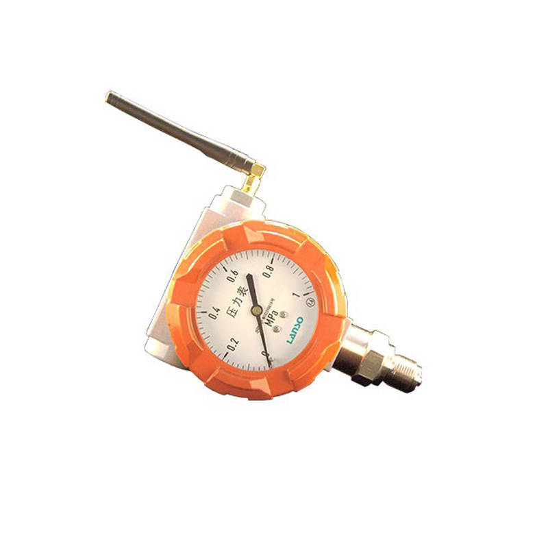 On-Site Digital Display Wireless Pressure Transmitter
