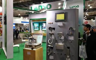 Lanso Instruments Participates at China EP Tradeshow