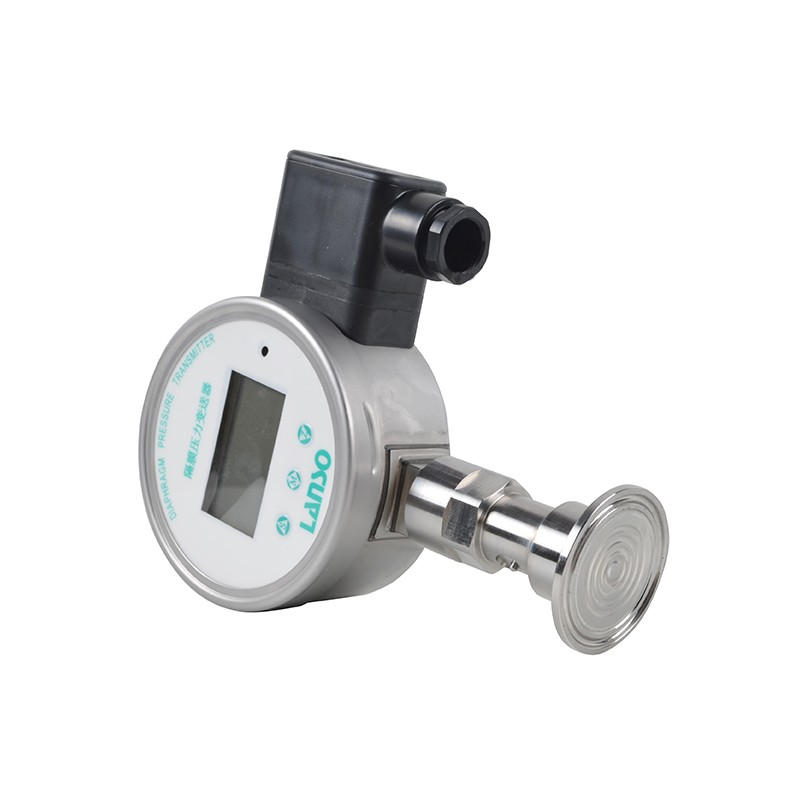 YSS-100+DS Digital Display Diaphragm Pressure Transmitter