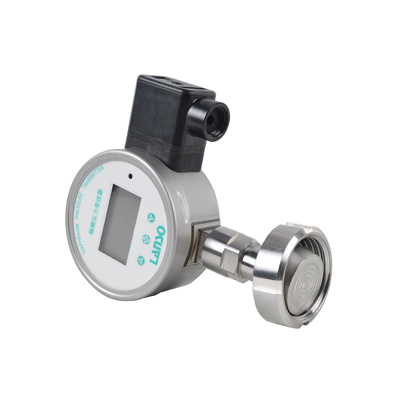 YSS-100+DS Digital Display Diaphragm Pressure Transmitter  1
